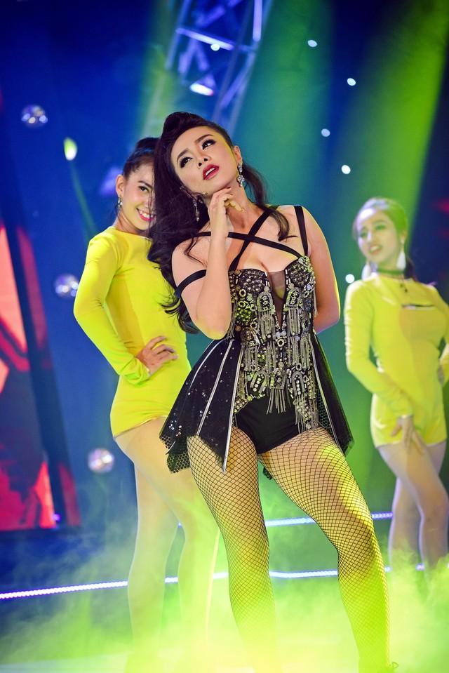 Quang Hà, Hari Won khuấy động Âm nhạc và Bước nhảy với vũ đạo sôi động - Ảnh 8.