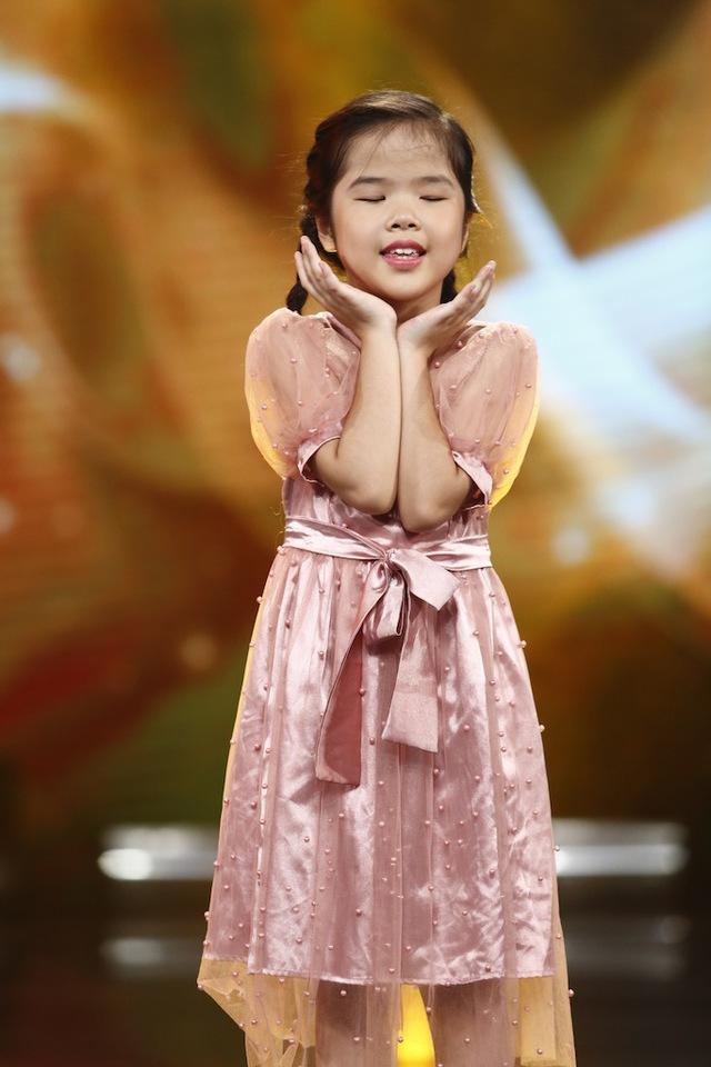 Vietnam Idol Kids 2017: Các thí sinh nữ chính thức lên sàn đấu - Ảnh 6.