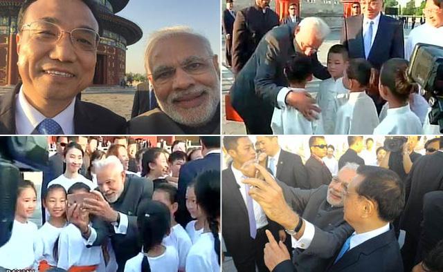 Ngoại giao tự chụp ảnh nhìn từ Thủ tướng Ấn Độ Narenda Modi - Ảnh 2.