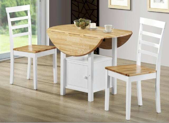 Ý tưởng đưa những bộ bàn ăn độc đáo vào không gian nhỏ hẹp - Ảnh 6.