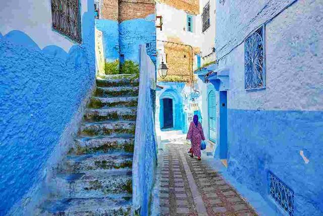 Vẻ đẹp huyền ảo của Morocco qua từng khung hình - Ảnh 10.