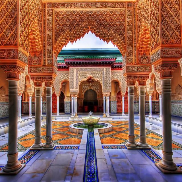 Vẻ đẹp huyền ảo của Morocco qua từng khung hình - Ảnh 9.