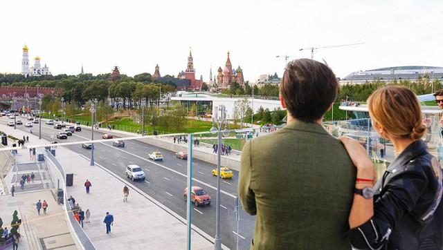 Nga khánh thành công viên 10ha độc đáo ở Moscow - ảnh 7