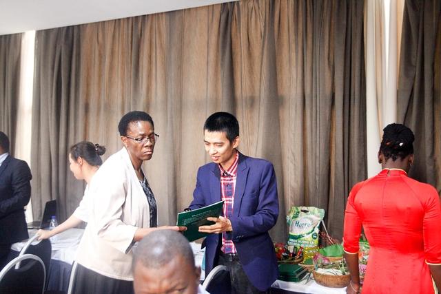 Tăng cường kết nối doanh nghiệp Việt Nam – Mozambique - Swaziland - Ảnh 3.