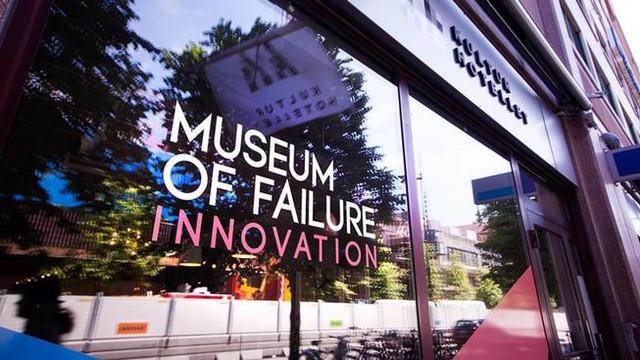 Bảo tàng thất bại tại Los Angeles, Mỹ - Ảnh 1.