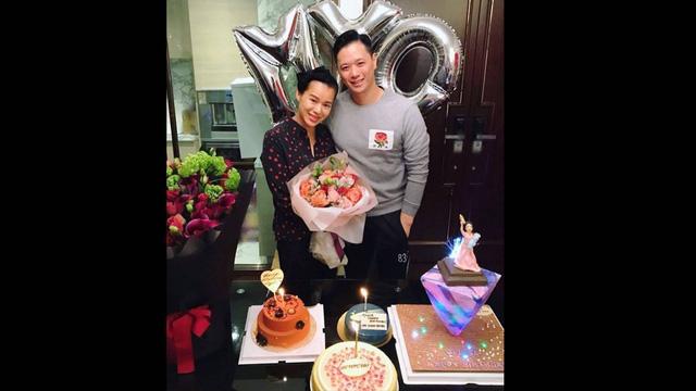 Vừa sinh con, Hồ Hạnh Nhi tưng bừng tổ chức sinh nhật cùng bạn bè - Ảnh 3.