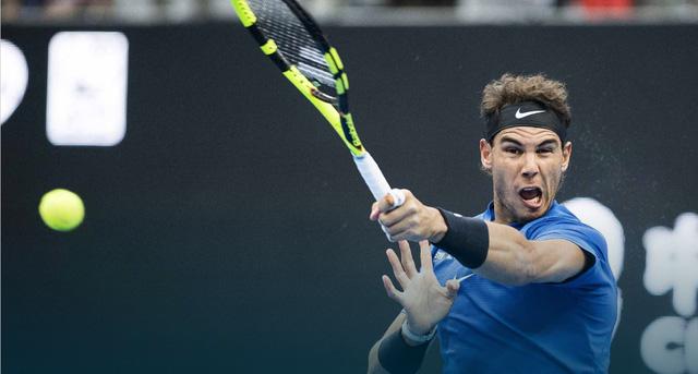Thắng dễ Khachanov, Nadal gặp Isner tại tứ kết Trung Quốc mở rộng 2017 - Ảnh 1.