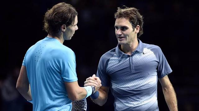 """Federer và Nadal sát cánh """"chống lại"""" cả thế giới - Ảnh 1."""
