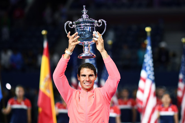 Năm 2017 đáng nhớ của Nadal và Federer - Ảnh 3.