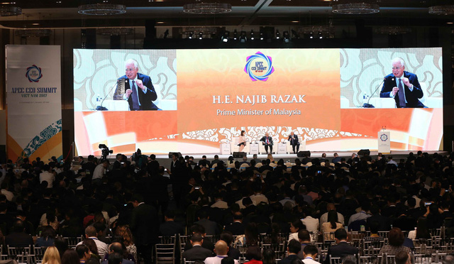 Ngày 3 APEC CEO Summit 2017 bàn về sử dụng hiệu quả tài nguyên và phát triển bền vững - Ảnh 2.