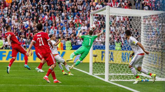 Cúp Liên đoàn các châu lục 2017: ĐT Nga dừng bước tại vòng bảng - Ảnh 3.