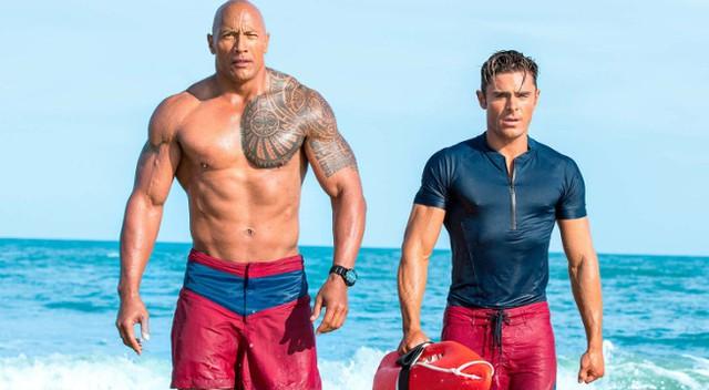 Sau Fast 8, The Rock tiếp tục thiêu đốt mùa hè năm nay cùng Baywatch - Ảnh 1.