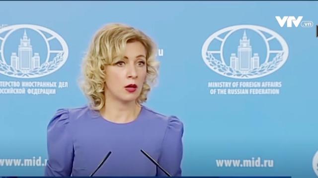 Nga sẽ đáp trả hành động của Mỹ với hãng tin RT và Sputnik - Ảnh 1.