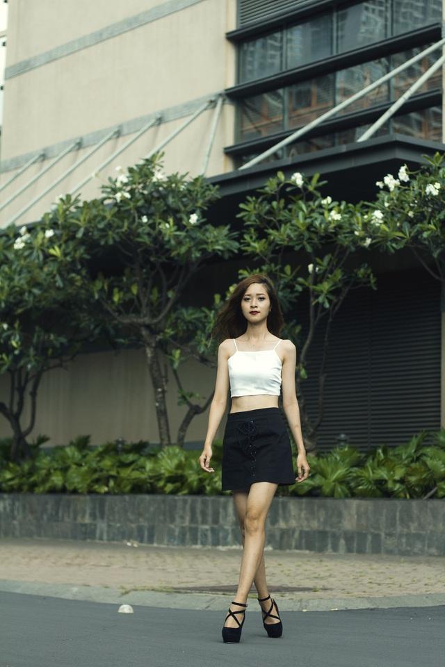 """""""Người tình"""" của Sơn Tùng M-TP thẳng tiến vào Chung kết Top Model Online 2017 - Ảnh 14."""