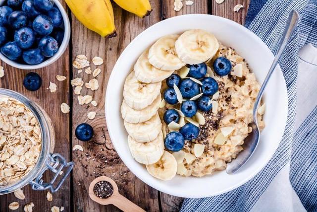 Ăn ngũ cốc trong bữa sáng không sợ tăng cân - Ảnh 1.