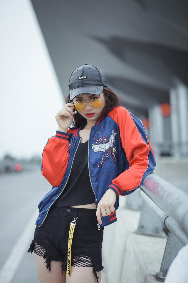 """""""Người tình"""" của Sơn Tùng M-TP thẳng tiến vào Chung kết Top Model Online 2017 - Ảnh 13."""