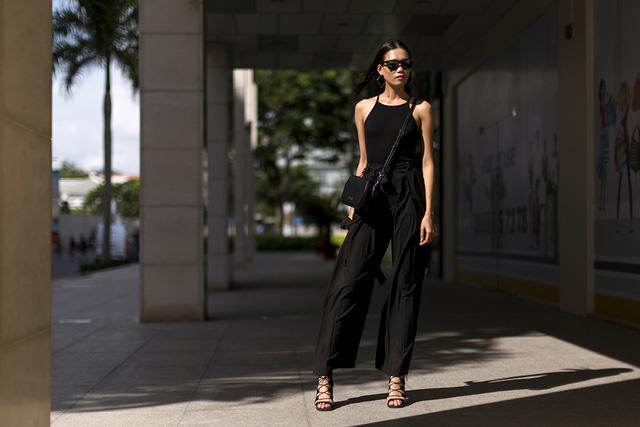 Xuống phố chất lừ như dàn người mẫu Vietnams Next Top Model - Ảnh 7.