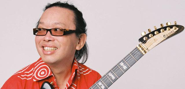 Nghệ sĩ Jazz Nguyên Lê gặp gỡ Mỹ Linh trong đêm nhạc Hanoi Duo - Ảnh 1.