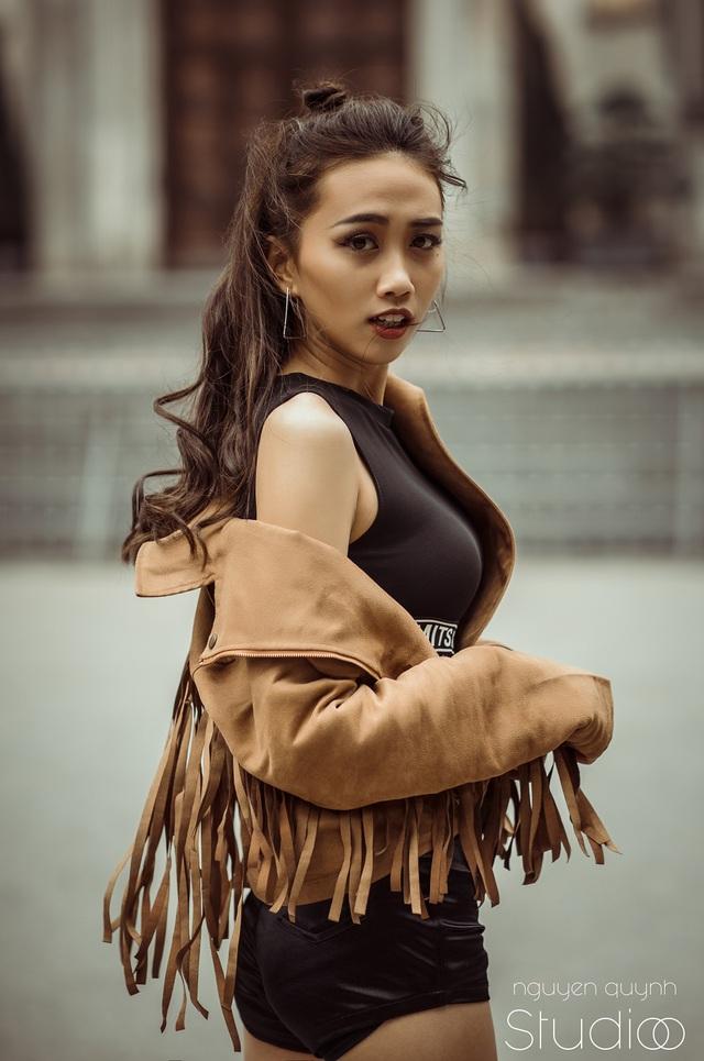 """""""Người tình"""" của Sơn Tùng M-TP thẳng tiến vào Chung kết Top Model Online 2017 - Ảnh 12."""