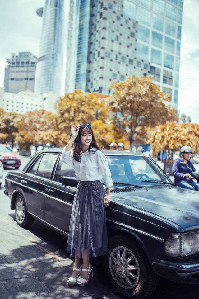 """""""Người tình"""" của Sơn Tùng M-TP thẳng tiến vào Chung kết Top Model Online 2017 - Ảnh 11."""