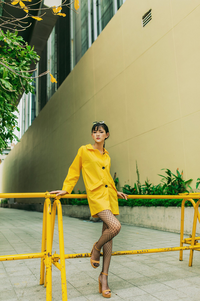 """""""Người tình"""" của Sơn Tùng M-TP thẳng tiến vào Chung kết Top Model Online 2017 - Ảnh 6."""