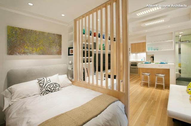 Bí kíp tạo những góc riêng độc đáo trong ngôi nhà có không gian mở - Ảnh 7.