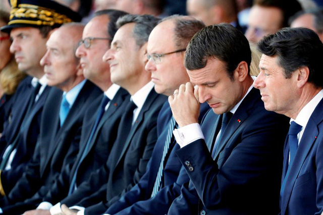 Pháp tưởng niệm 1 năm vụ khủng bố tại Nice - Ảnh 1.