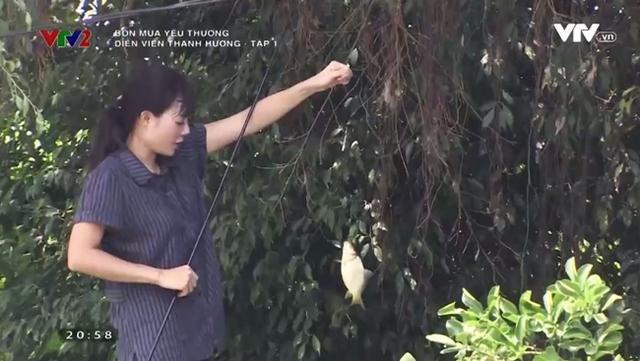 Phan Hương của Người phán xử bất ngờ về quê chăn vịt, câu cá - Ảnh 6.