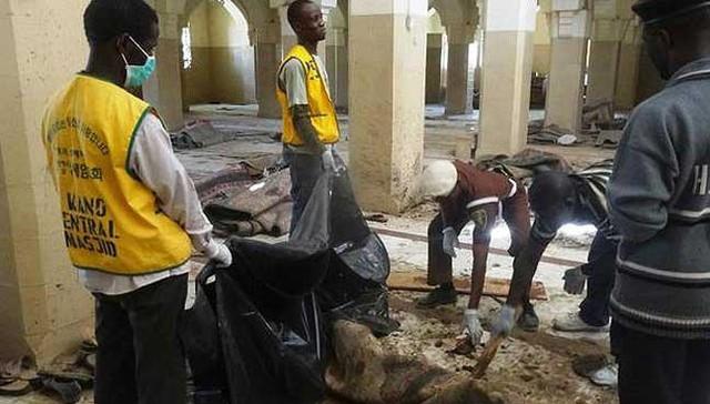Nigeria: Ít nhất 50 người thiệt mạng vì nổ bom tự sát - Ảnh 2.