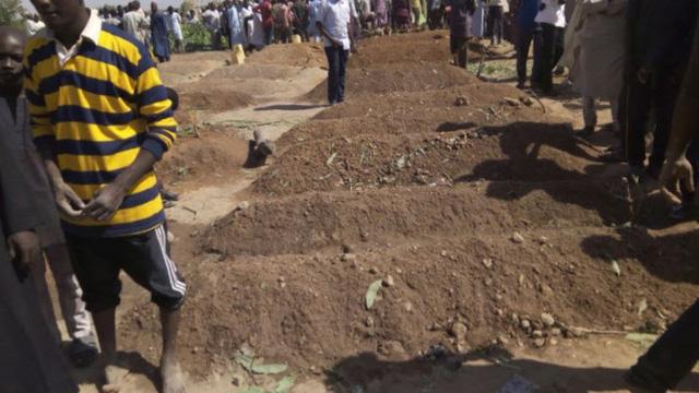 Nigeria: Ít nhất 50 người thiệt mạng vì nổ bom tự sát - Ảnh 1.