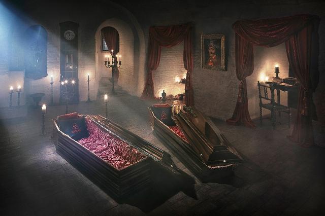 Những dịch vụ du lịch kỳ bí trong các lâu đài cổ - Ảnh 2.