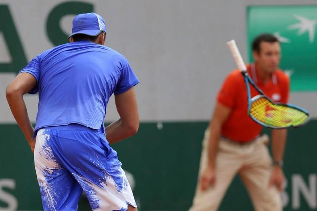 Những thánh đập vợt tại Pháp mở rộng 2017 - Ảnh 2.