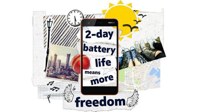 Nokia 2 chính thức ra mắt: Nhỏ nhưng có võ - Ảnh 2.