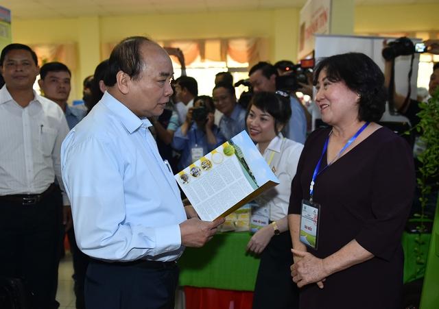 Thủ tướng: Cần một tầm nhìn mới cho hạt gạo Việt Nam - Ảnh 3.