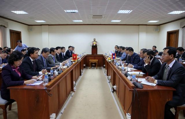 PTTg Trịnh Đình Dũng sẽ dự Lễ động thổ Dự án Nhà Quốc hội Lào - Ảnh 3.