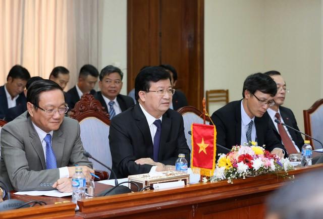 PTTg Trịnh Đình Dũng sẽ dự Lễ động thổ Dự án Nhà Quốc hội Lào - Ảnh 4.