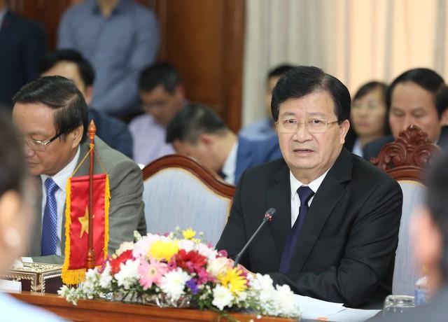 PTTg Trịnh Đình Dũng sẽ dự Lễ động thổ Dự án Nhà Quốc hội Lào - Ảnh 1.