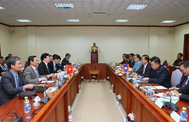 PTTg Trịnh Đình Dũng sẽ dự Lễ động thổ Dự án Nhà Quốc hội Lào - Ảnh 2.
