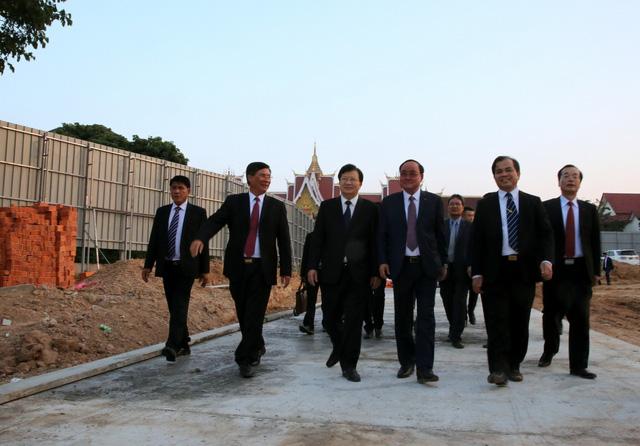 PTTg Trịnh Đình Dũng sẽ dự Lễ động thổ Dự án Nhà Quốc hội Lào - Ảnh 5.