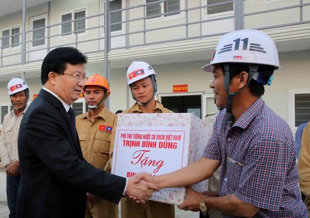 PTTg Trịnh Đình Dũng sẽ dự Lễ động thổ Dự án Nhà Quốc hội Lào - Ảnh 7.