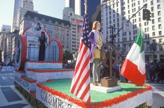 Diễu hành kỷ niệm Ngày Columbus ở Mỹ - Ảnh 3.