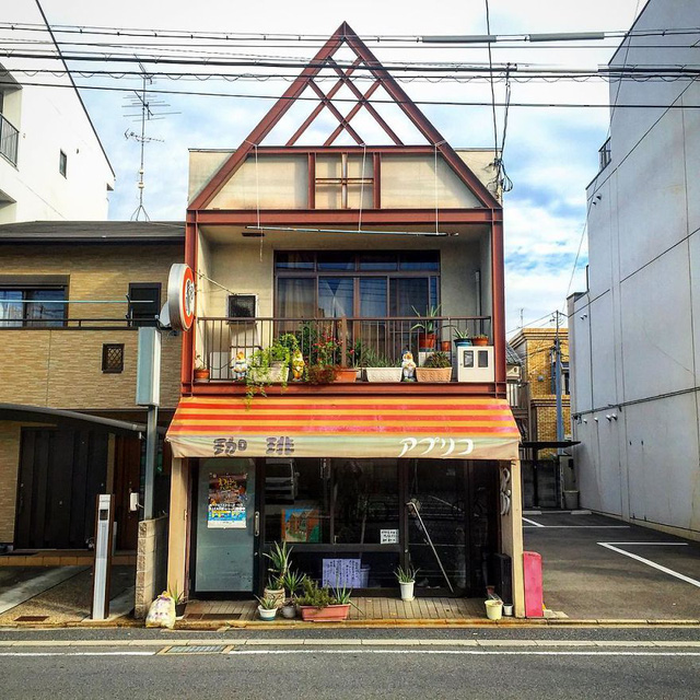 Thích thú với muôn vàn ngôi nhà tí hon độc đáo ở Kyoto - Ảnh 20.