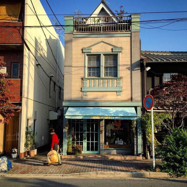 Thích thú với muôn vàn ngôi nhà tí hon độc đáo ở Kyoto - Ảnh 21.