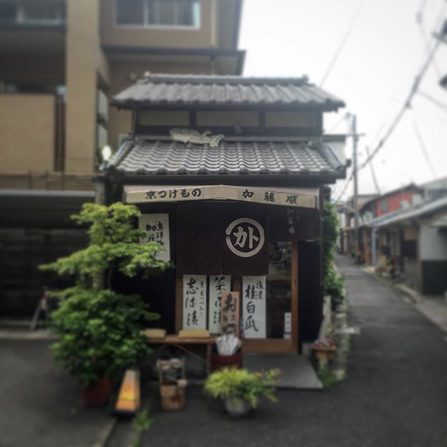 Thích thú với muôn vàn ngôi nhà tí hon độc đáo ở Kyoto - Ảnh 8.