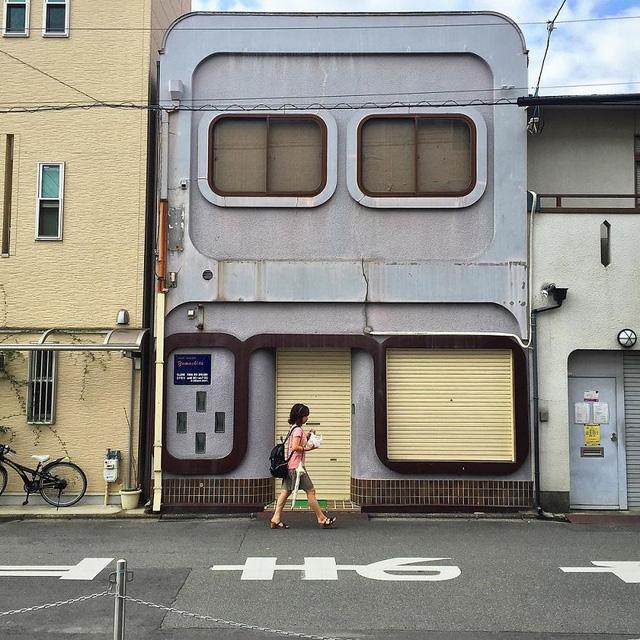 Thích thú với muôn vàn ngôi nhà tí hon độc đáo ở Kyoto - Ảnh 12.