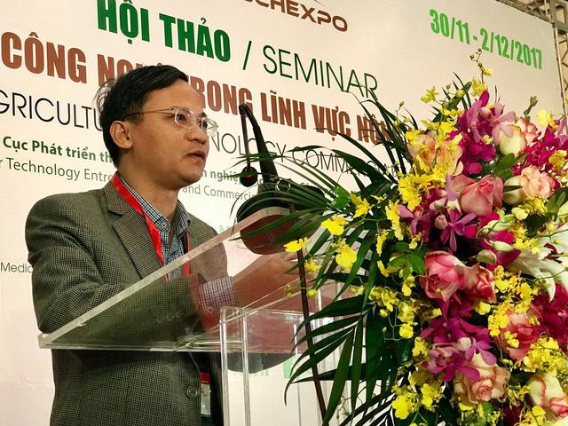 Hỗ trợ nông dân tiếp cận công nghệ trong sản xuất nông nghiệp - Ảnh 1.