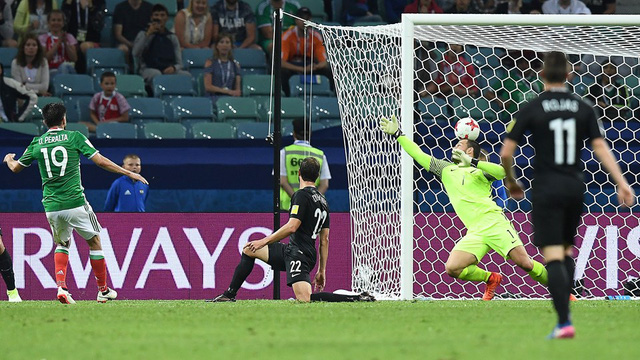 Cúp Liên đoàn các châu lục 2017: ĐT Mexico ngược dòng đánh bại ĐT New Zealand - Ảnh 4.