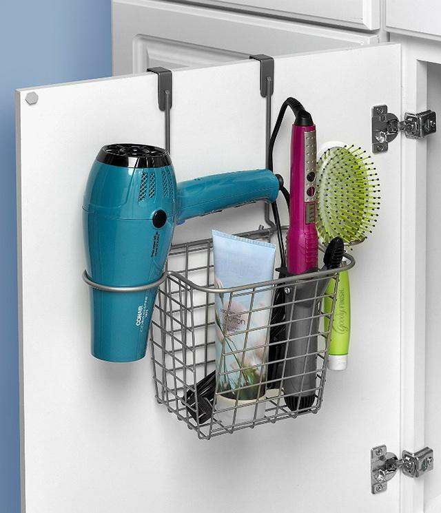 Những vật dụng giúp tiết kiệm không gian trong phòng tắm nhỏ - Ảnh 11.