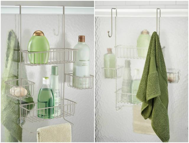 Những vật dụng giúp tiết kiệm không gian trong phòng tắm nhỏ - Ảnh 3.