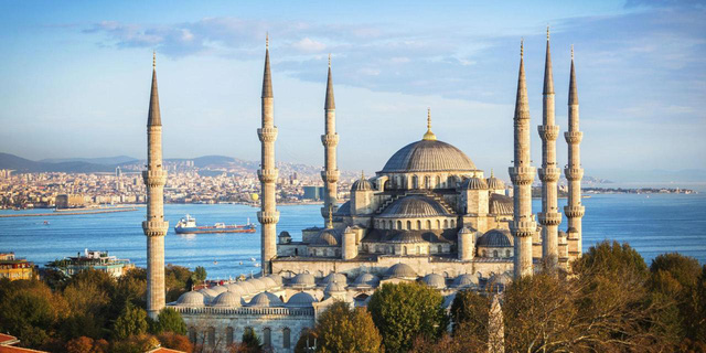 Ngẩn ngơ trước vẻ đẹp mê hoặc của Istanbul - Ảnh 2.